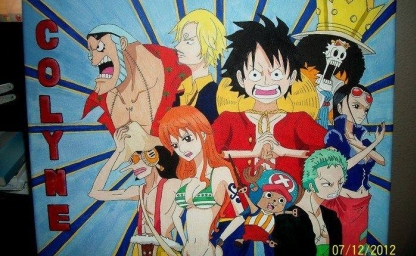 One Pieces team
